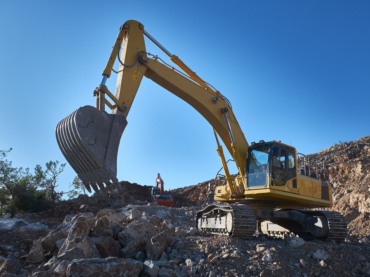 What are bulk excavations ?